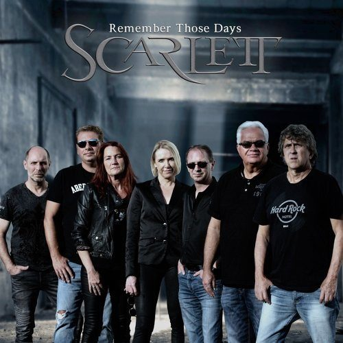 Scarlett – Remember Those Days CD-Cover